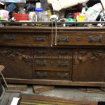 Antique Sideboard Restoration